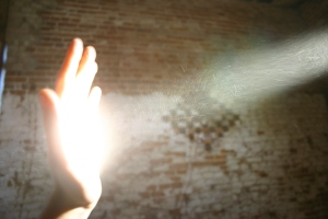hand of light